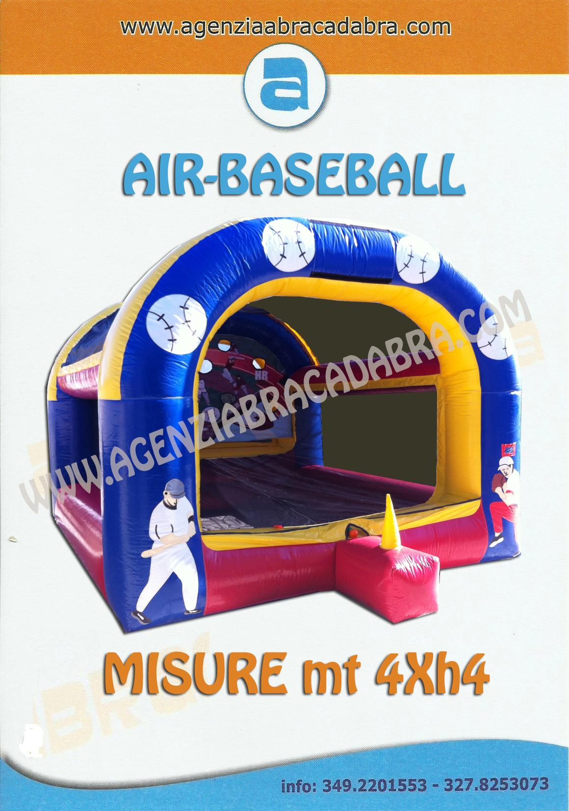 air-baseball