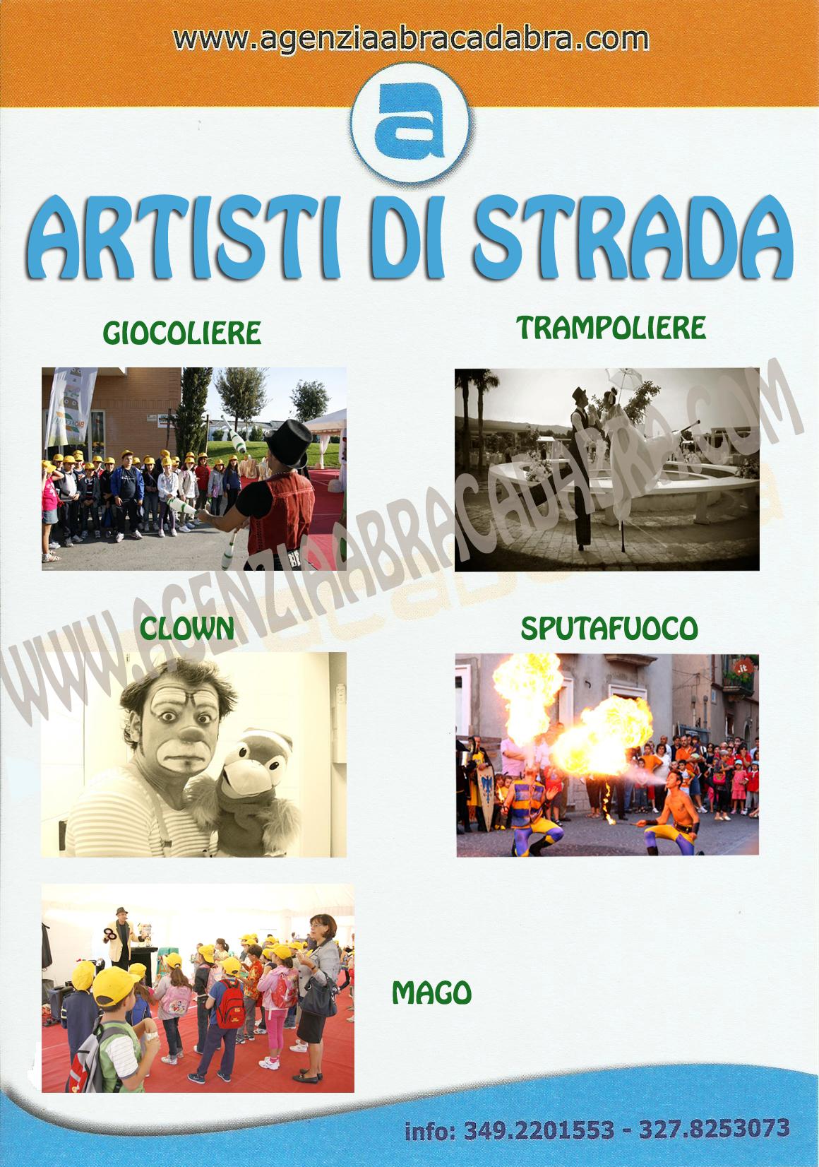 artisti-di-strada