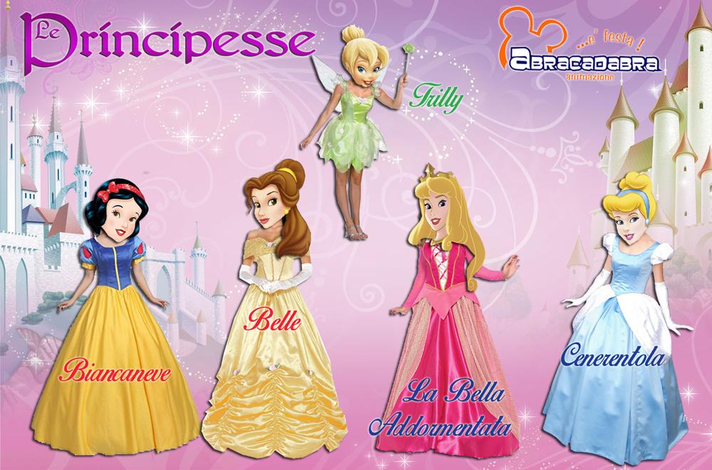 le-principesse