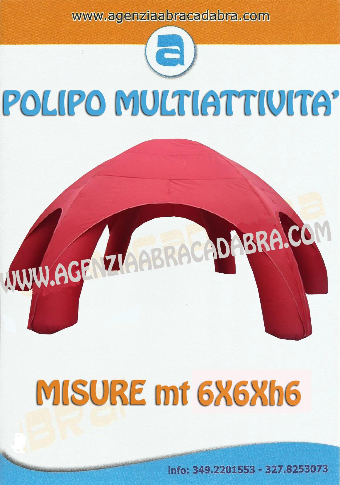 polipo-rosso
